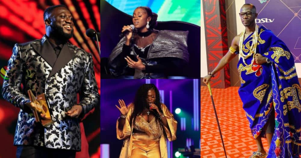 VGMA 2021: 10 best style moments and fierce performances by top stars in photos and videos
