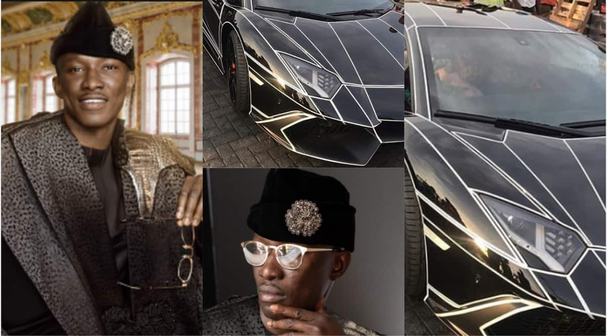 Nana 'Cheddar' Bediako: A look at the Rezvani Tank luxury car owned by the billionaire