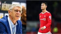 Former Arsenal manager Arsene Wenger identifies major problem between Manchester United and Cristiano Ronaldo