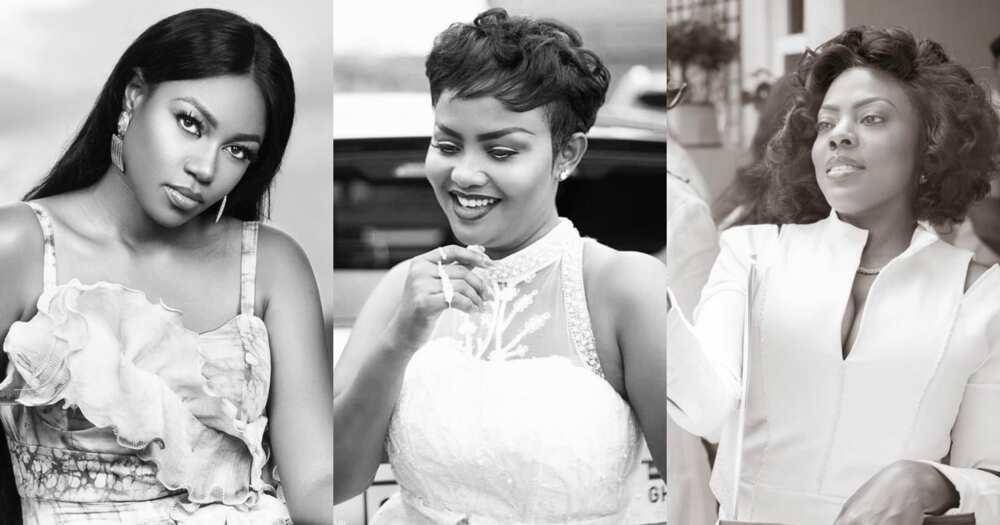 McBrown, Moesha Boduong & 7 Ghanaian stars join Strong Woman Challenge