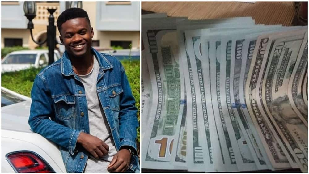 Why I returned a wallet containing $2500 belonging to HOR member - Nigerian writer