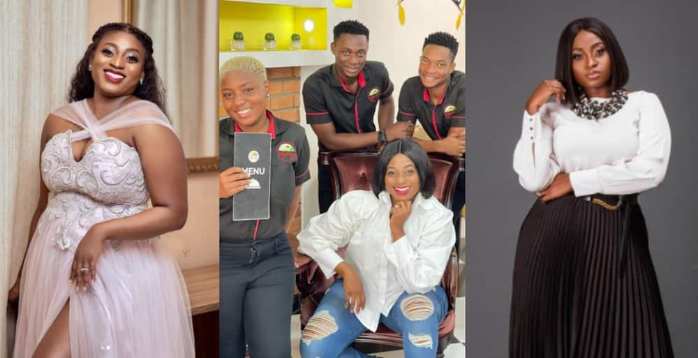 CEO of Nyo Nyo Gh in East Legon says her Weightloss Journey Encouraged her to Start a Successful Restaurant