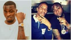 Davido's former PA Aloma claims he was offered GHC1.4m to incriminate singer in death of his friend Tagbo