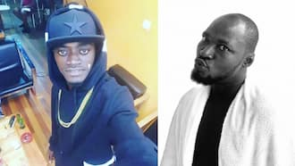 Lil Win took me to juju - Funny Face blows full filla in new video; fans divided over Lil Win's reaction