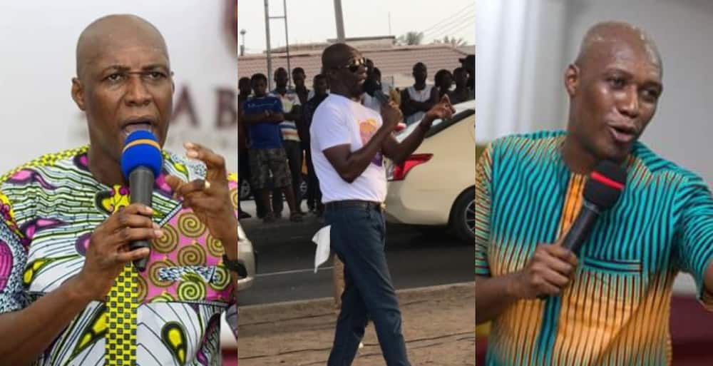 Don't come and give me money when you mother is hungry at home - Oduro tells congregants