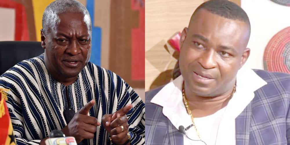 Mahama is the weakest link in the NDC; he will help the NPP win 2024 election easily – Wontumi
