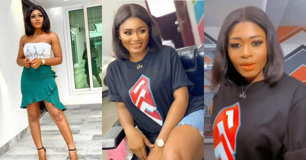 Pretty Ghanaian Youtuber Kezia Owusu dies as heartbreaking photos emerge