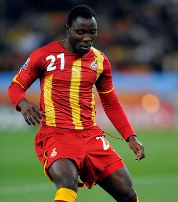 Who's the richest footballer in Africa?