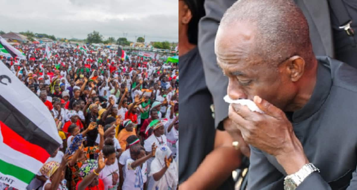 Tragedy hits NDC again days to elections; chairman in Eastern region dead