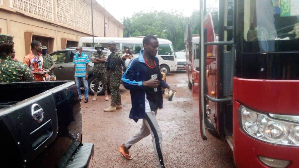 44 Nigerians deported for high crimes and illegal stay in Ghana (Photo: Myjoyonline)