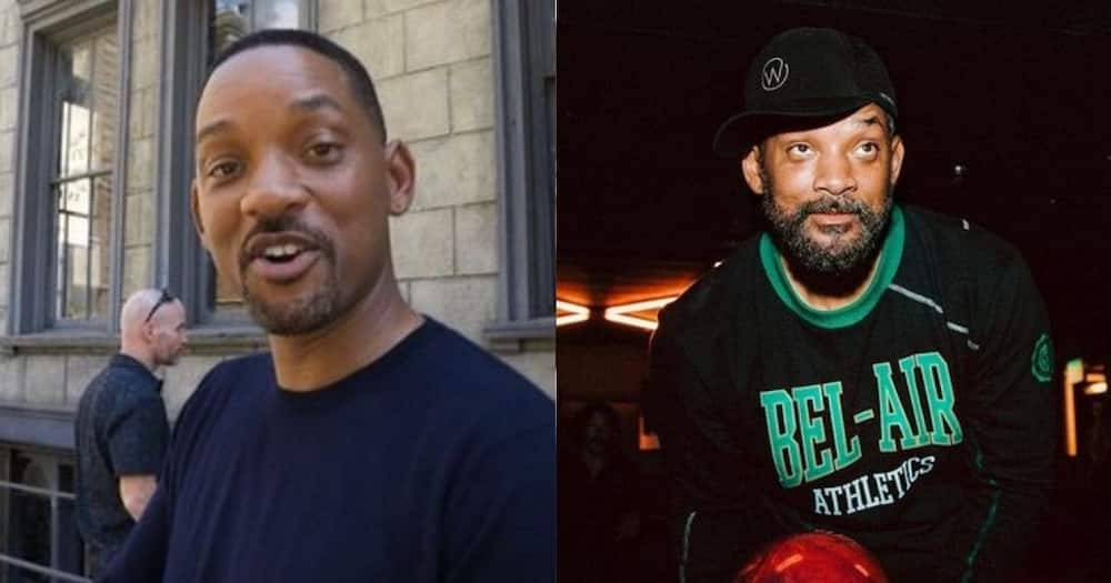 """Will Smith Shares Topless Pic: """"I'm in Worst Shape of My Life"""""""