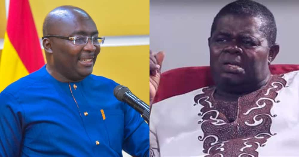 Bawumia goes to the aid of Psalm Adjeteyfio; gives him GHC50k for rent and upkeep