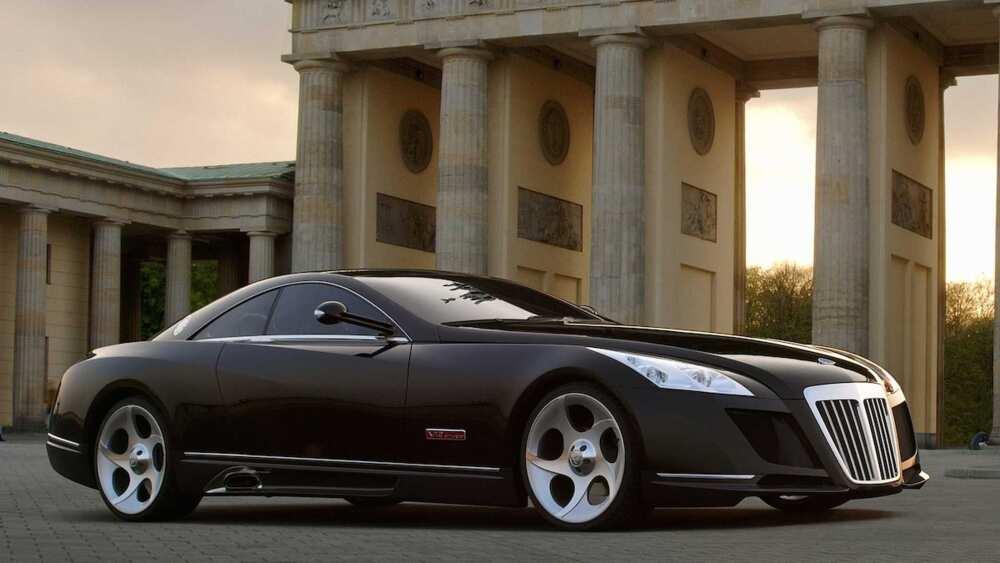 The classy Benz Photo source: Autosport