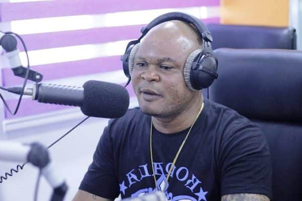 Bukom Banku thrills fans to his new song in Accra
