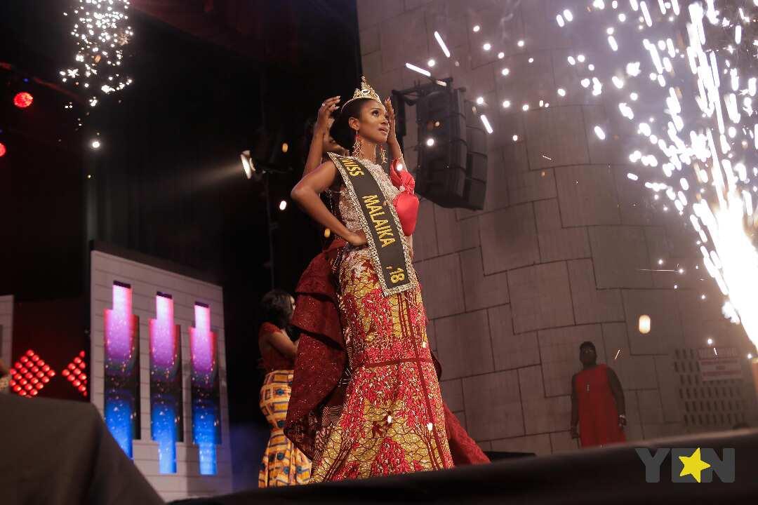 Mariam Owusu-Poku emerges winner of Miss Malaika 2018
