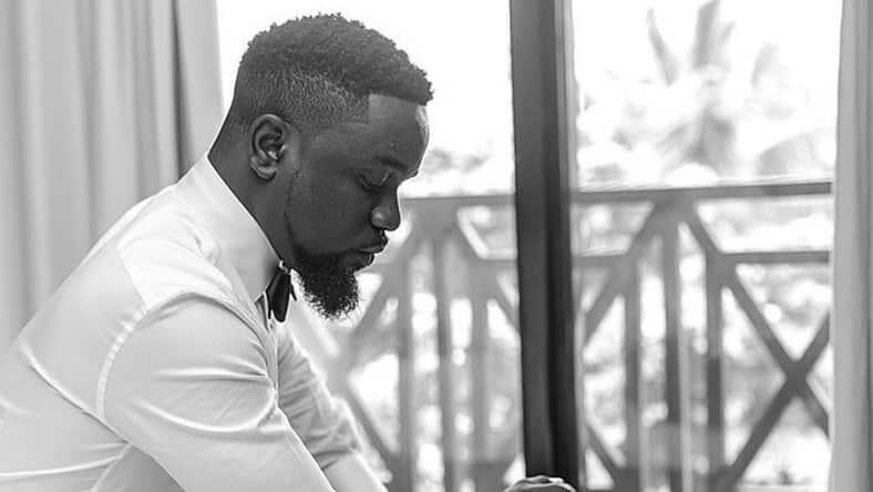 I was feeling dizzy throughout - Fearo Sarkodie speaks about his concert