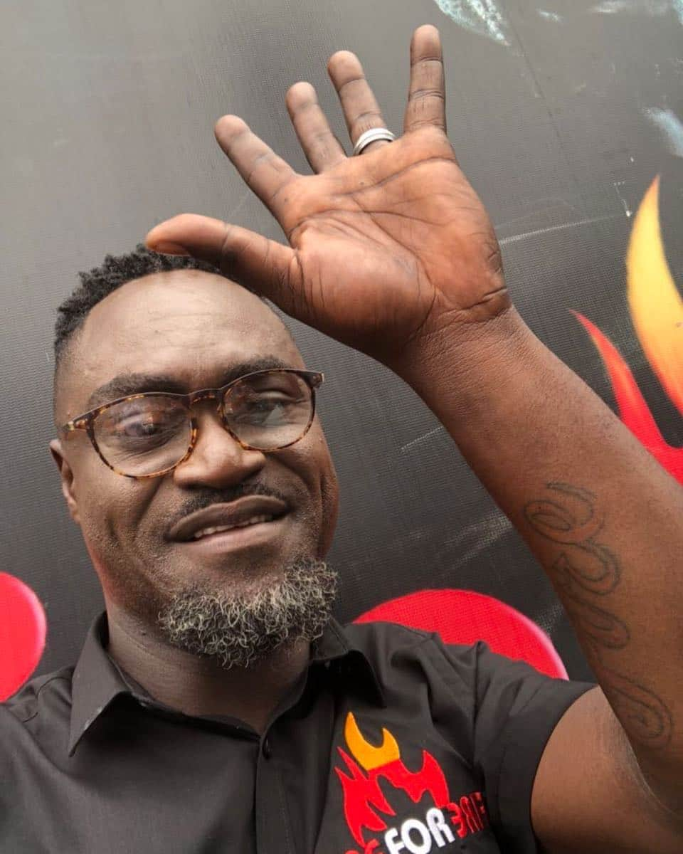 Songo alleges Black Stars players were sleeping around with ladies in Egypt
