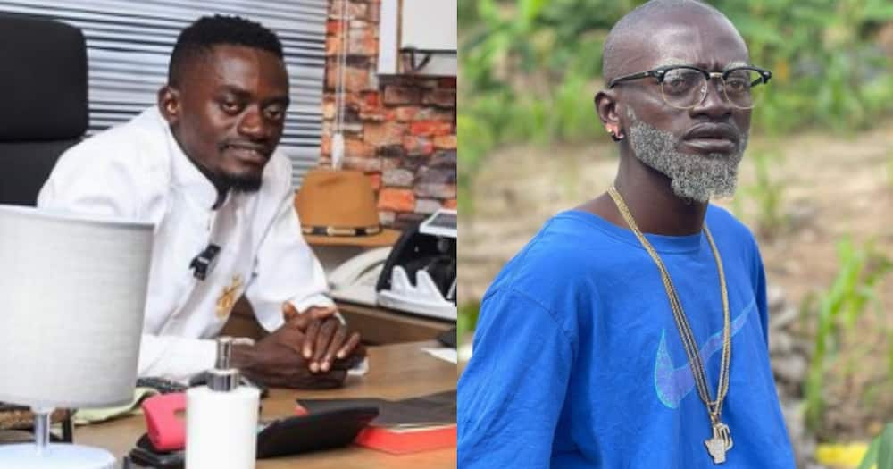 Kwadwo Nkansah: LilWin says Veteran actors must be paid by the Government Because they Entertained Ghanaians