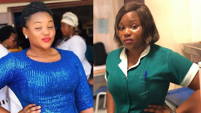Tears flow as beautiful nurse in Tamale dies in bizarre accident while going to work (photos)