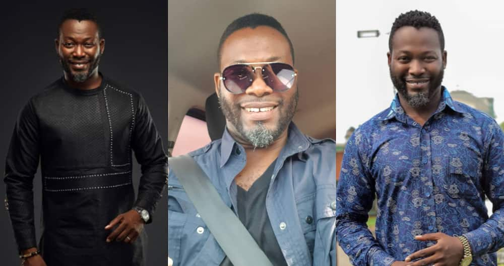 I once played a gay role - Actor, Adjetey Annan reveals
