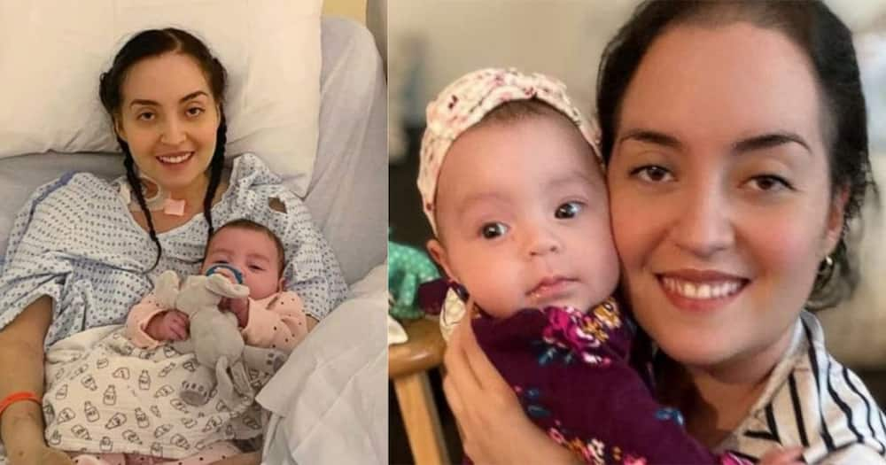 Mothers' Day: Woman Celebrates 1 Year of Motherhood After Giving Birth While in Coma