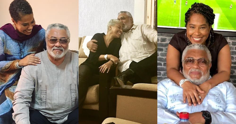 Natalie Yamb: Rawlings' French Girlfriend Misses him, Shares Loved-up Photo