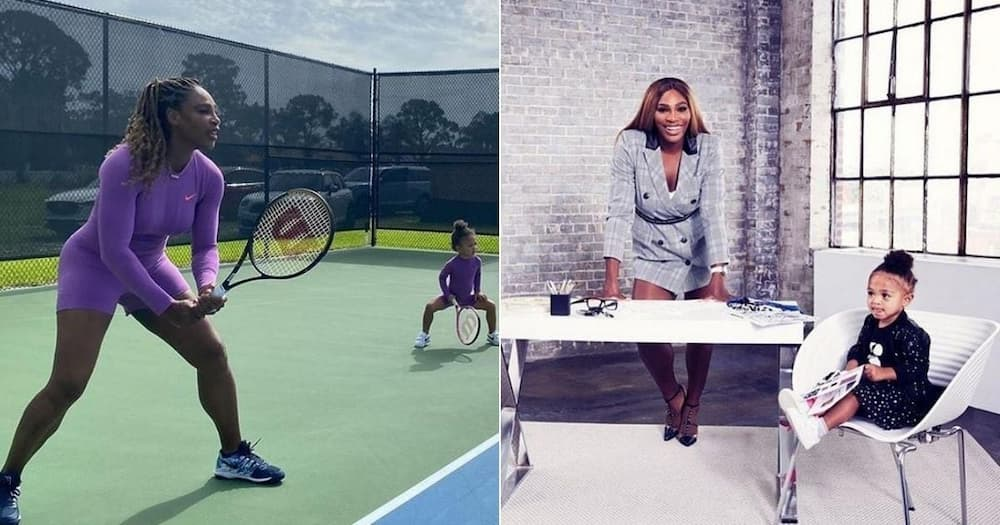 Serena Williams' kid makes history, becomes youngest pro sports owner