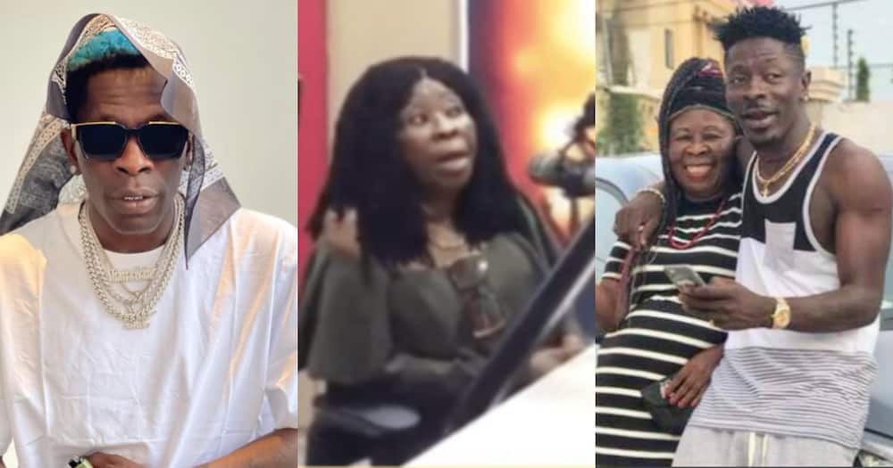 I have not seen my son in close to 3 years now - Shatta Wale's mother reveals