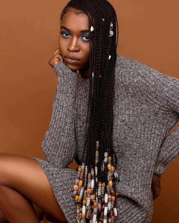 15 best African braids hairstyles 2018