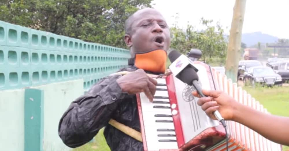 I have been in music for 19 years but they never call me for shows - Ghanaian gospel singer