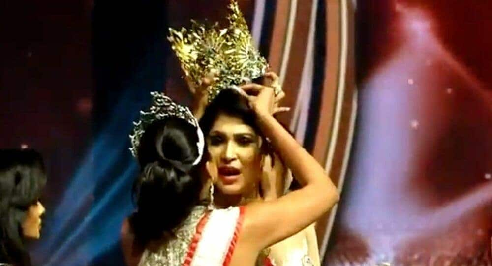 Jealous Pageant Loser Snatches Crown from Winner, Claims She Doesn't Deserve It