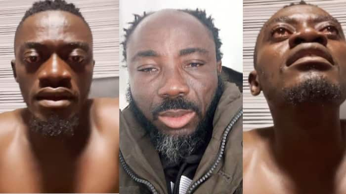 Big Akwes accuses Lil Win of evil; alleges he buries talent, destroys marriages of colleagues in new video