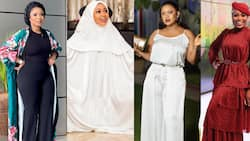 How McBrown, Jackie Appiah, Poloo, Berla Mundi, other top female celebs dressed for their stunning Eid-al-Fitr photos