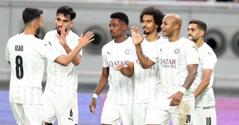 Andre Ayew scores again as Al Sadd beat Al-Rayyan in Qatar classico