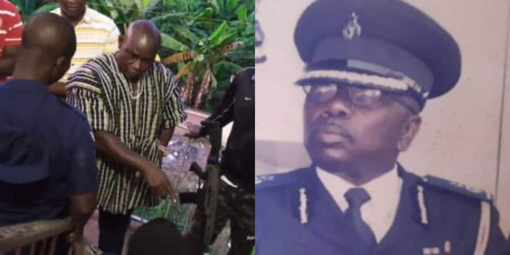 DCOP Opare Addo recounts encounter with Delta Force thugs; says he was handcuffed