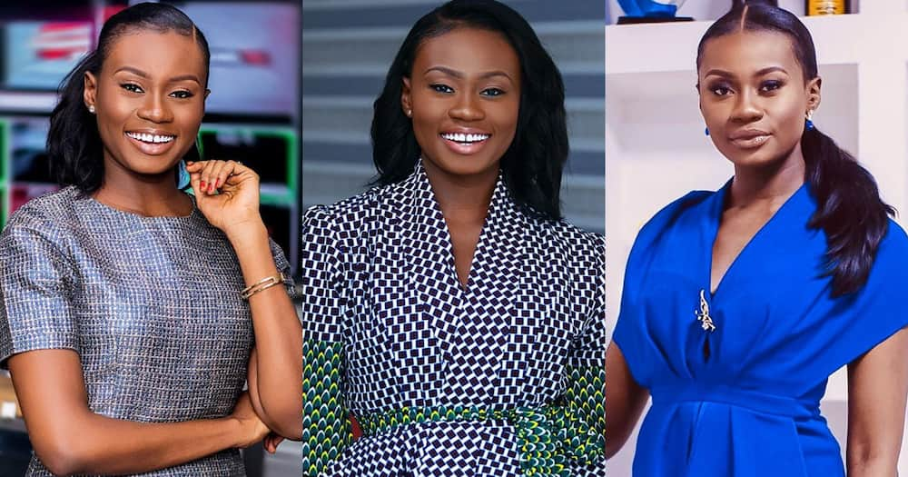 Natalie Fort: TV3 newscaster reveals Dede Ayew as her celebrity crush and 9 other things about her