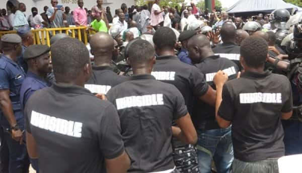 7 vigilante groups and the political parties they allegedly belong ...