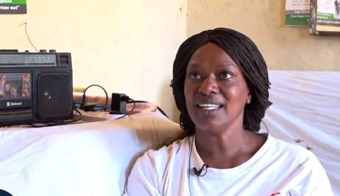 Kenyan woman says she dumped hubby after catching him in the act with househelp
