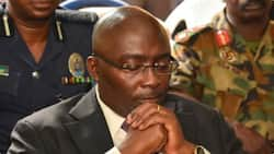 Robbers break into Vice President Bawumia's house