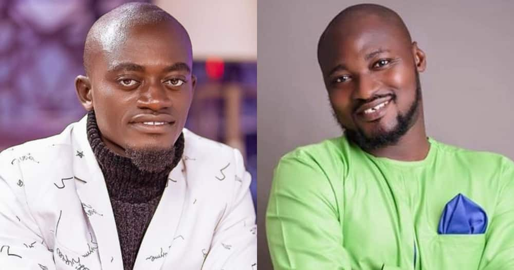 Lil Win: Kumawood Actor Reacts After Funny Face Reunites with Twins and Baby Mama
