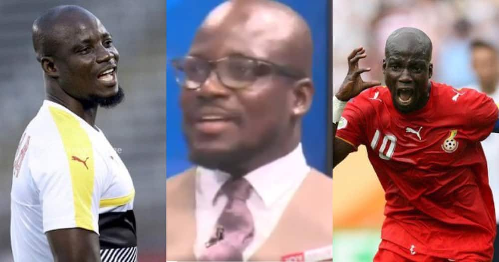 I lost 5 kilos instantly- Stephen Appiah reveals pressure before taking the penalty against USA 15 years ago