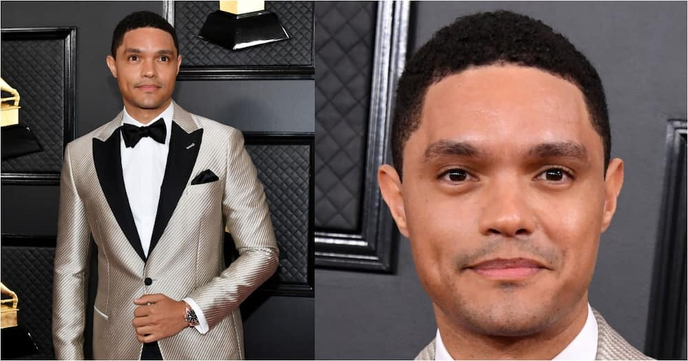 Trevor Noah is up for a spot on People's Sexiest Man Alive list
