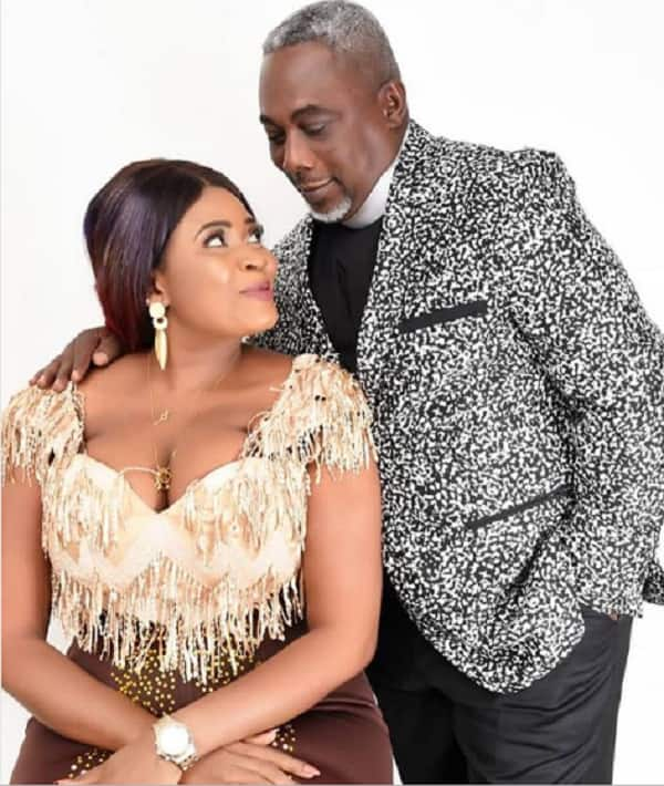 Ghanaians Confused Over Purported Wedding Photos Of Nayas