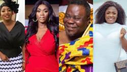 Nobody snatched your husband, you cheated - Diamond fires after reports that Tracey Boakye snatched Kwaku Oteng