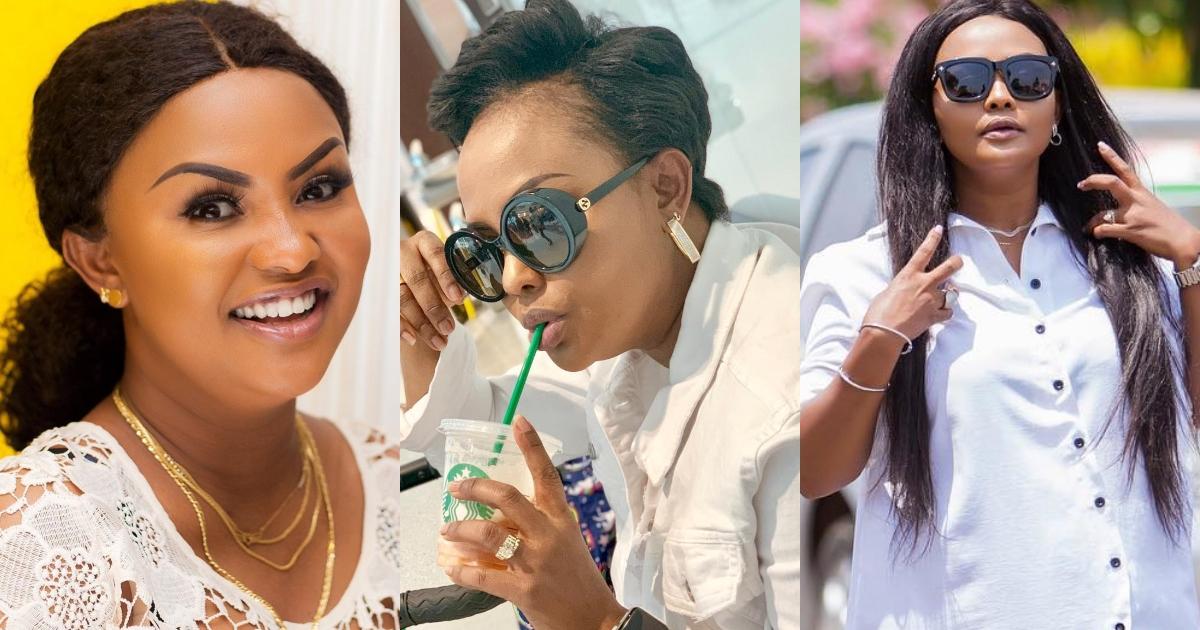Nana Ama McBrown earns big job with popular TV station