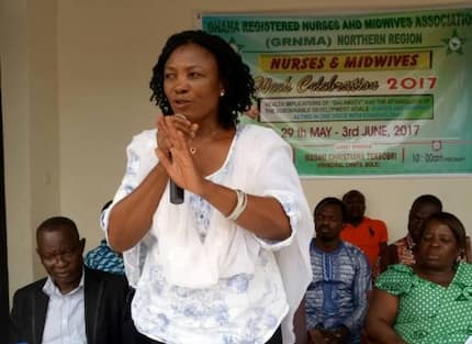 DCE brags about her powerful connections in government; claims no one can sack her