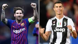 Lionel Messi beats Ronaldo to another top prize days after winning world best award