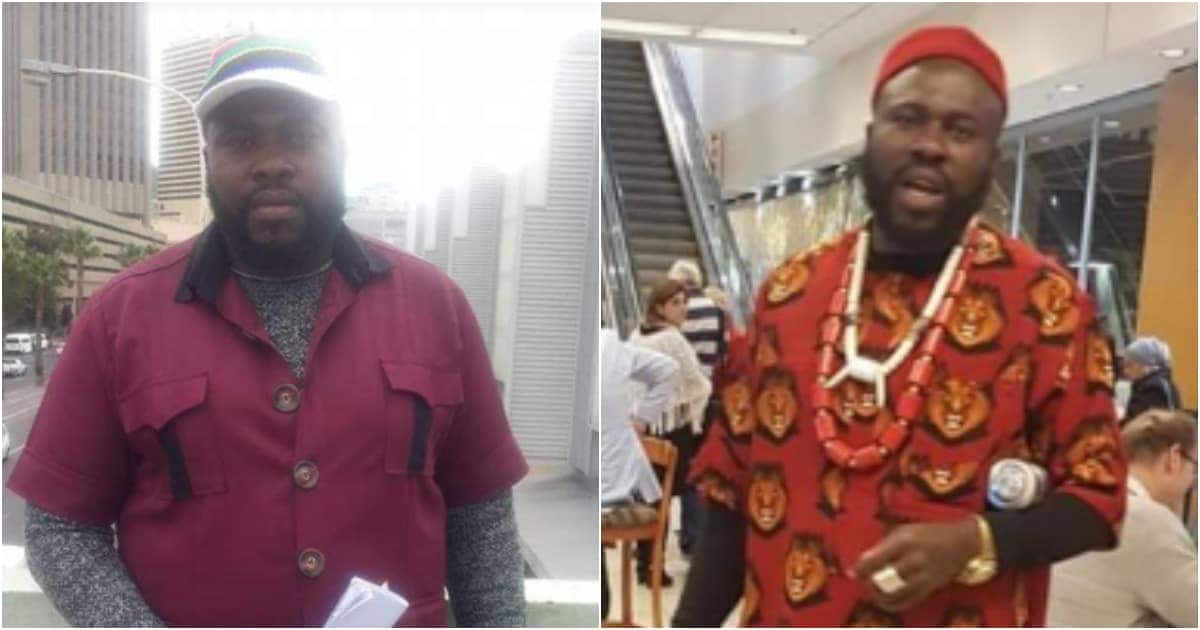 Tears flow as man who returned home after living abroad for years allegedly killed by his uncle (photos)
