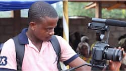 'I started my photography business with no money or skill' - Gh man shares grass to grace story