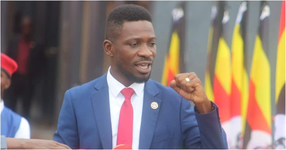I'm not gay, I have wife and kids: Bobi Wine rubbishes allegations about his orientation